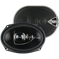 "ROCKFORD FOSGATE PRIME R6903 6"" x 9"" 3-Way Coaxial Speaker Made in USA"