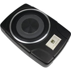"""MBQ AUDIO AW-800D 8"""" Underseat Active Subwoofer Made In Germany"""