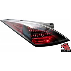 NISSAN FAIRLADY 350Z 2002 - 2009 EAGLE EYES Black LED Tail Lamp [TL-118]
