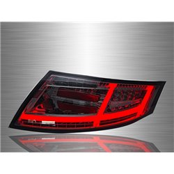 AUDI TT 2007 - 2013 EAGLE EYES Full Smoke LED Light Bar Full Tail Lamp [TL-274]