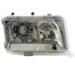 [BENZ E-CLASS W124 85-93] EAGLE EYES Crystal Head Lamp [HL-005-BENZ]