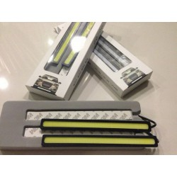 3M 17cm 5W Market Brightest CGI Cool Light Bar DLR Daylight Made in Taiwan (KS1)