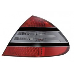 EAGLE EYES MERCEDES-BENZ E-W211 '03 - '05 RED/SMOKE LED Tail Lamp [TL-027-BENZ-1]